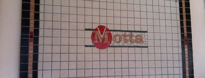 Motta is one of Restos.