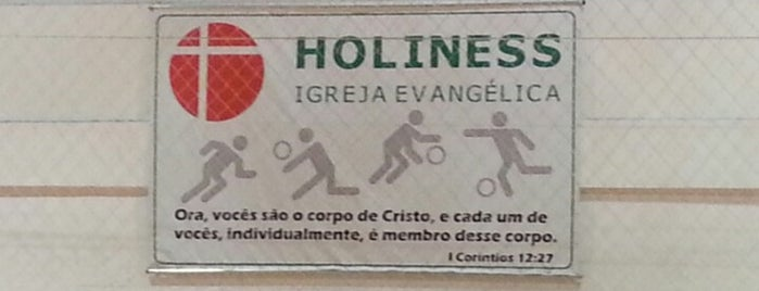 Igreja Evangélica Holiness da Liberdade is one of Tania Ramosさんのお気に入りスポット.