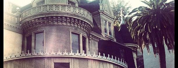 The Magic Castle is one of LA Bucket List.