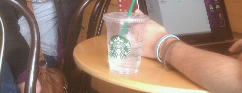 Starbucks is one of Survive Midterms!.