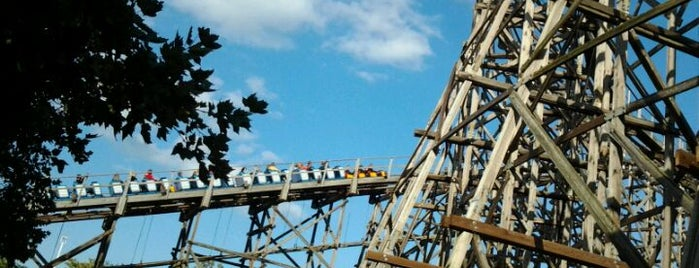 Gemini is one of Conquering Cedar Point.