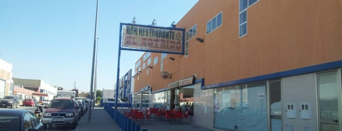 Bar Restaurante El Estribo is one of Ruta de la tapa de Lucena.