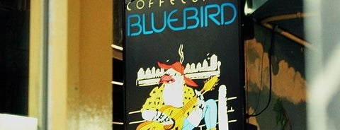 Bluebird is one of Instagramsterdam.