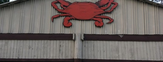 Vernon and Steve's Crabs is one of places I'd love to eat!.