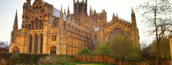Ely Cathedral is one of Posti che sono piaciuti a Carl.