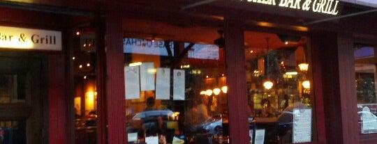 Knickerbocker Bar & Grill is one of New York 2016.