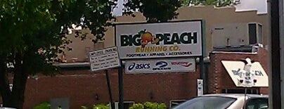 Big Peach Running Company - Decatur is one of Tempat yang Disimpan Jennifer.