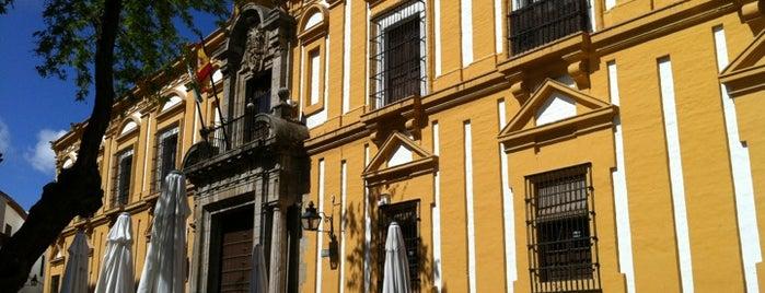 Plaza Cardenal Salazar is one of Que visitar en Cordoba.