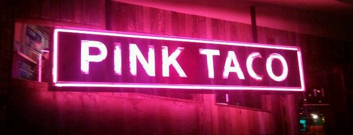 Pink Taco is one of Hot Spots in Hard Rock Hotel & Casino Las Vegas.