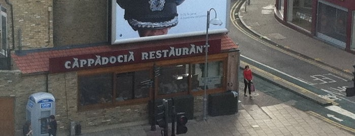Cappadocia Restaurant is one of สถานที่ที่บันทึกไว้ของ Kevin.