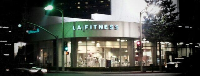 LA Fitness is one of Orte, die Murat gefallen.