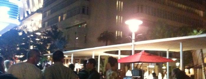 Segafredo L'Originale is one of Lincoln Road Mall Must List.
