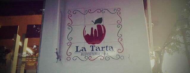 La Tarta is one of pal postre.