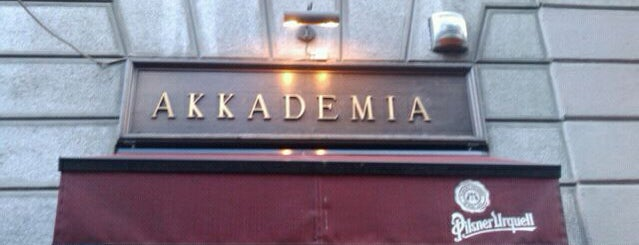 Akkademia is one of Milano.