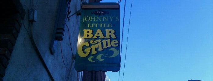 Johnny's Little Bar is one of CLE.