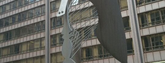 Daley Plaza Picasso is one of Loop Art & Architecture.