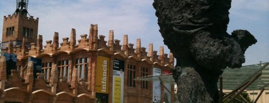 CaixaForum Barcelona is one of I love Museum.