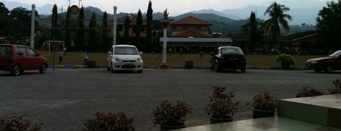 Sekolah Tuanku Fatimah is one of Learning Centers #2.