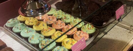 The Hummingbird Bakery is one of london.