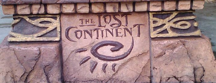 The Lost Continent is one of Antoniaさんのお気に入りスポット.