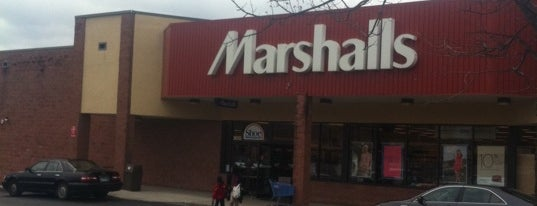 Marshalls is one of Retail Therapy.