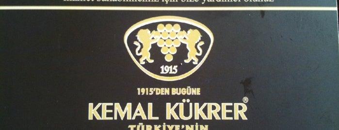 Gülel - Kemal Kükrer Dinlenme Tesisleri is one of Tempat yang Disukai Ekrem.