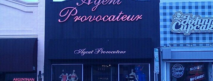 Agent Provocateur is one of everybody loves WeHo.