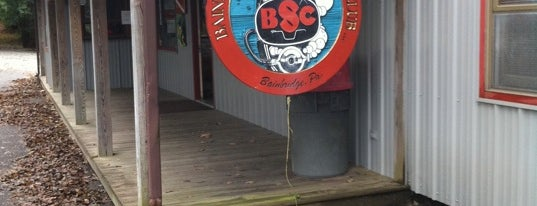 Bainbridge Sportsmen's Club, SCUBA is one of Let's go SCUBA diving!.