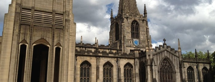 Sheffield Cathedral is one of Posti che sono piaciuti a Carl.
