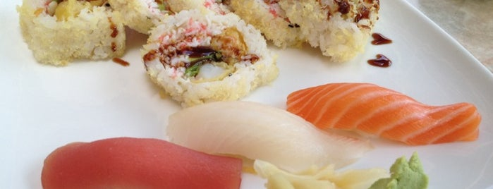 Maki Sushi is one of Los Angeles 2013.