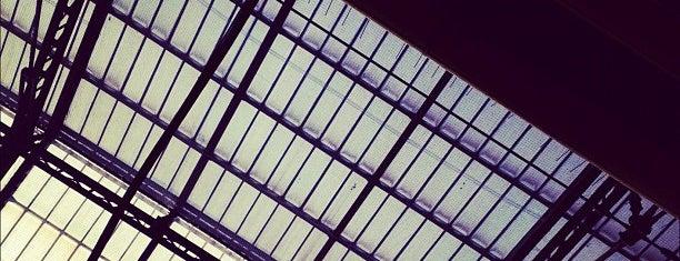 Métro Gare d'Austerlitz [5,10] is one of Paris: husband's hometown ♥.