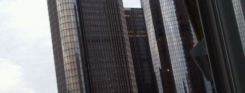 Detroit Marriott at the Renaissance Center is one of Big Country's Favorite Hotels.