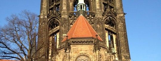 Dom St. Johannis und St. Donatus is one of Kathedralkirchen.