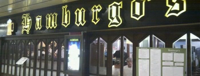 Hamburgo's is one of Hamburgeserias Zaragoza.