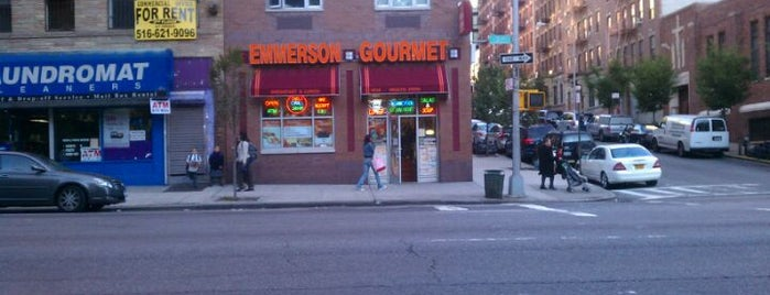 Emmerson Gourmet is one of NYC to do.