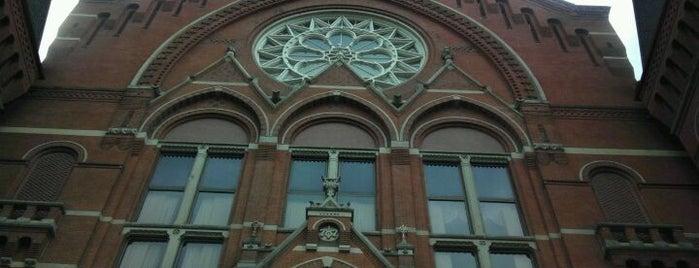 The Fine Arts of Cincinnati, OH #visitUS
