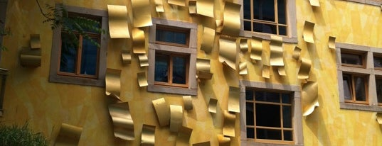 Kunsthofpassage is one of DresdenWishlist.