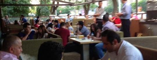 Seyir Cafe is one of The best after-work drink spots in Ankara, Turkey.