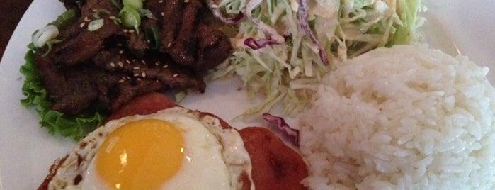 Hashigo Korean Kitchen is one of OC.
