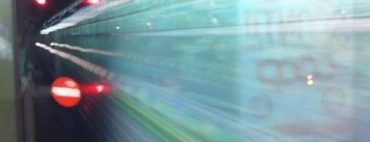 Le stazioni metro