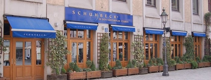 Schuhbecks in den Südtiroler Stuben is one of Munich And More Too.
