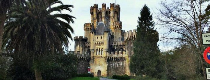 Castillo de Butrón is one of Kaixo Euskadi!.