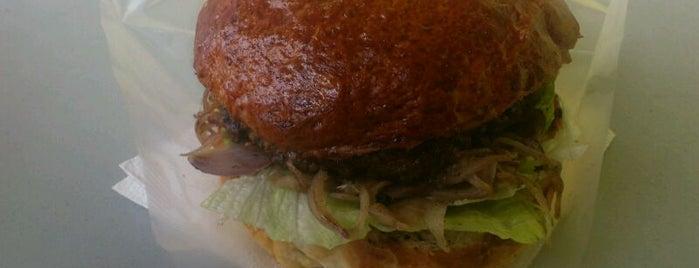Magic Burger is one of Ahol jó enni.