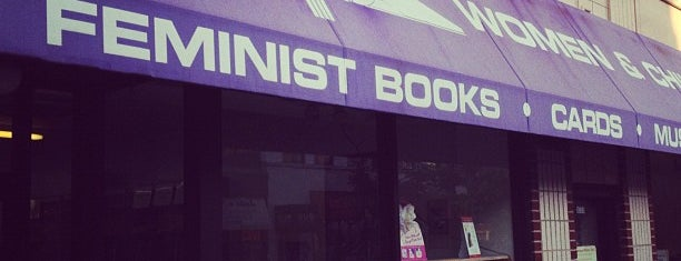 Women & Children First is one of Buy Local Guide: Chicago's Independent Bookstores.