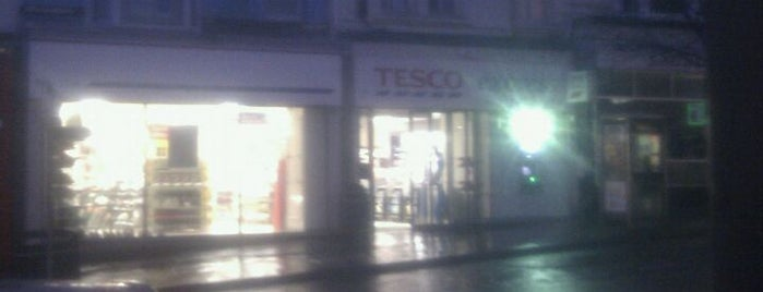 Tesco Express is one of Posti che sono piaciuti a Barry.