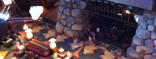 Disney's Grand Californian Hotel & Spa is one of I  2 TRAVEL!! The PACIFIC COAST✈.