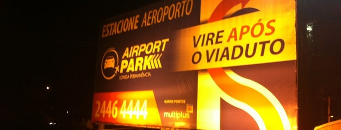 Airport Park is one of Outros locais.