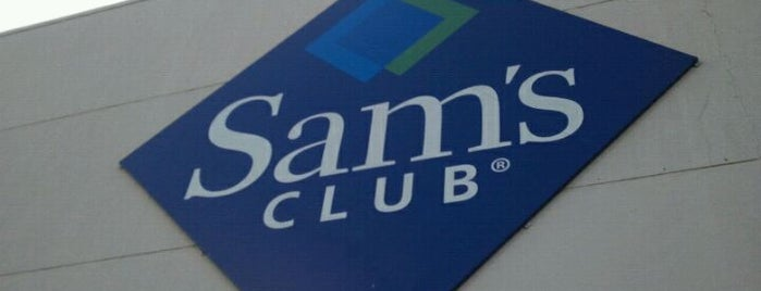 Sam's Club is one of Tempat yang Disukai Sakai.