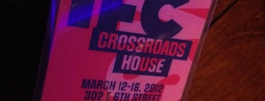 IFC Crossroads House @ Vice Bar is one of Crowd Surfer SXSW'12.