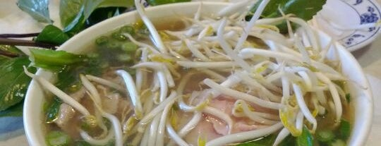 Pho Ca Dao is one of Whale's Vagina.